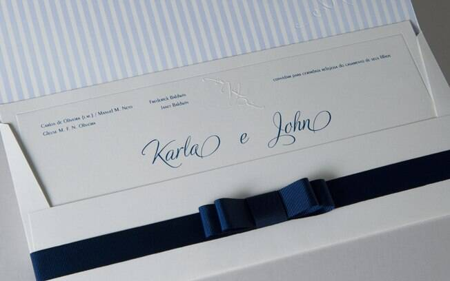 Especialistas Ensinam A Escolher O Convite De Casamento Perfeito