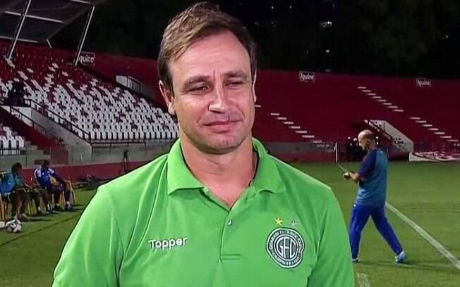 Felipe Conceição lamenta tropeço, mas mira recuperação