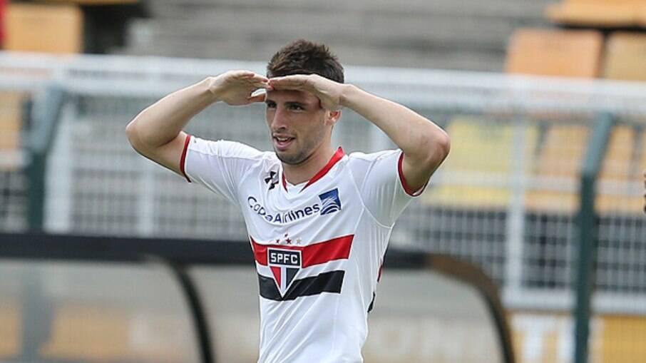 Calleri é sondado pelo Corinthians