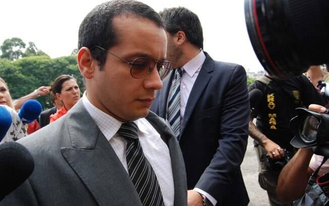 Réu Gil Rugai chega ao segundo dia do júri popular, em SP. 'Eu não matei. Sou inocente', disse