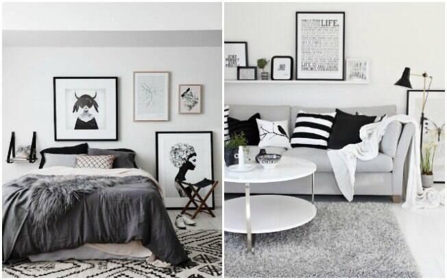 O que ser tend ncia em decora o em 2017 confira dicas for Casa minimalista 2017