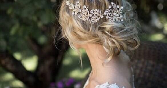 Estilo boêmio: confira 5 opções de penteados e acessórios para noivas