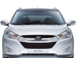 Sul-coreanos lançam o ix35 no Brasil e esperam que o modelo repita o sucesso do Tucson