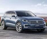 VW T-Prime Concept antecipa SUV de luxo maior que Touareg