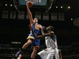 O Golden State Warriors é um dos destaques desta temporada na NBA e o líder da Conferência Oeste