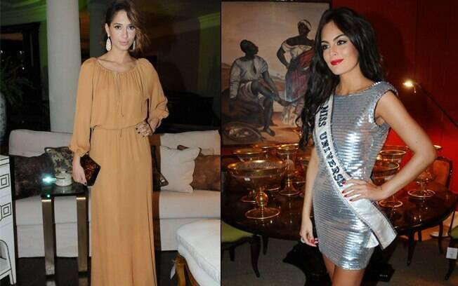 Camila Pitanga e Ximena Navarrete