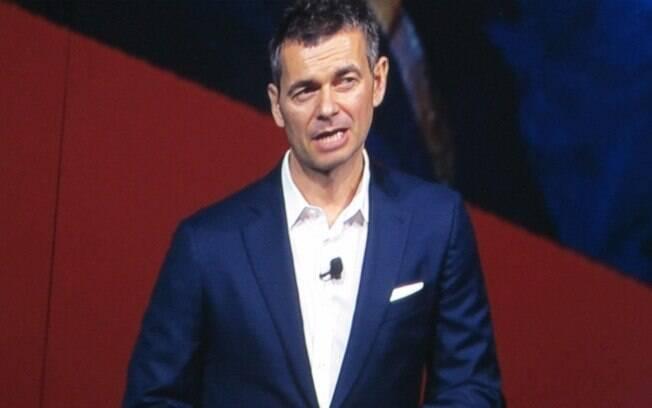 Executivo explicou as razões para acreditas que a plataforma está substituindo a TV convencional