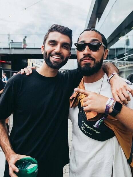 Silva e Rashid se apresentam nessa quarta-feira (10)  em São Paulo