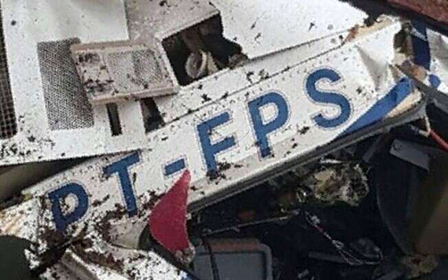 Helicóptero que caiu em Campos do Jordão tinha capacidade para sete passageiros