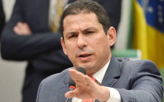 Marcelo Ramos, presidente da Comissão Especial que analisa o texto da reforma da Previdência
