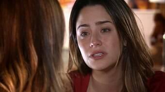 Ana decide dar uma nova chance a Rodrigo