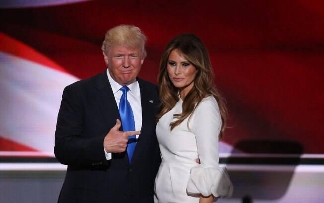 Melania Trump teve diversas conversas privadas com o presidente nos últimos dias