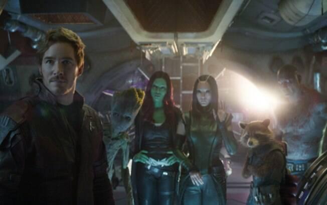"""Chris Pratt, o Senhor das Estrelas, líder dos """"Guardiões da Galáxia"""""""