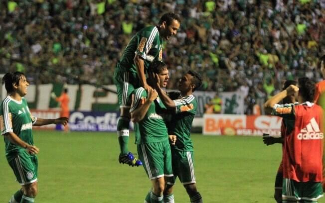 Na segunda rodada, vitória fora de casa sobre  o ASA por 3 a 0, gols de Kleber, Juninho e Tiago  Real