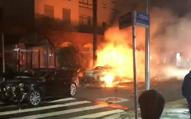 Acidente deixou três mortos nesta sexta-feira (3) em São Paulo