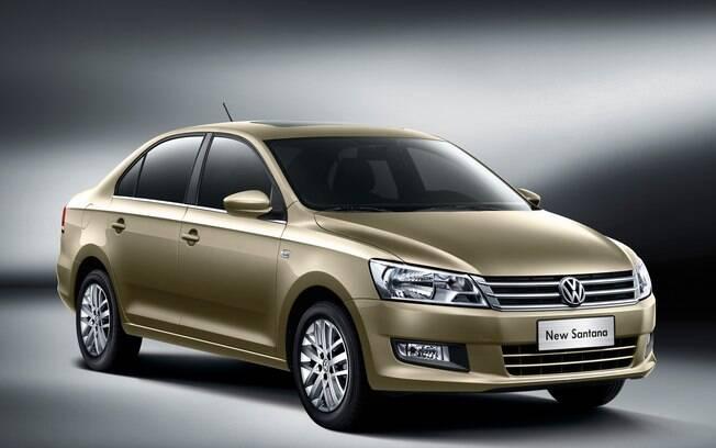 O Santana chinês foi revelado em 2012, adotando porte de Chevrolet Cobalt. Seu interior segue o estilo do Golf V