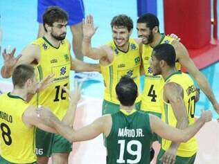 Com a vitória, Brasil enfrentará os EUA, na decisão da Liga Mundial, neste domingo