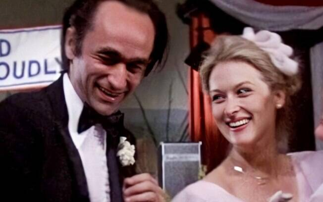 Meryl Streep e John Cazale em