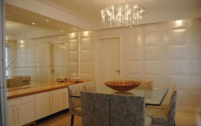 Espelhos no design dão sensação de amplitude, profundidade e iluminação