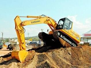 Perspectivas. Setor de máquinas e equipamentos vai  acompanhar ritmo de retomada dos negócios da mineração no Brasil