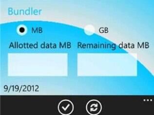 Bundler para Windows Phone