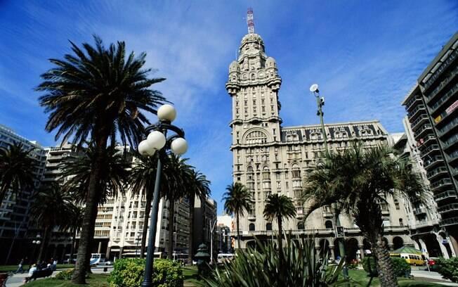 Palácio Salvo foi, durante décadas, o ponto mais alto da América do Sul