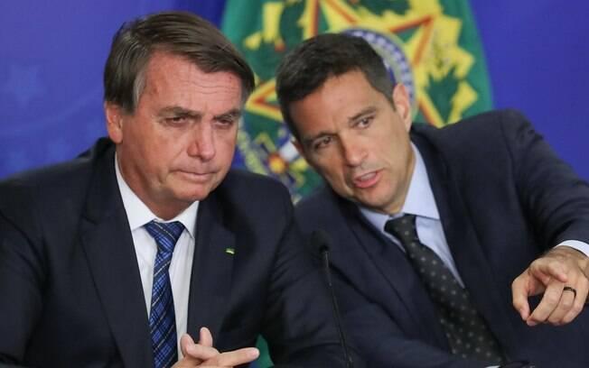 O presidente do BC diz que equipe de Guedes é 'incompetente'