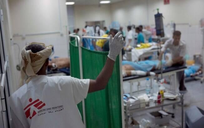 Uma das organizações de saúde mais reconhecidas no mundo, a francesa MSF enfrenta casos de abuso sexual