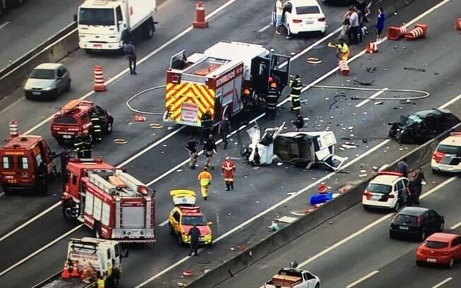 5.332 morreram em 2019 em acidentes em rodovias federais