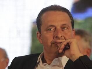 Ex-governador de PE e candidato à presidência da República em 2014, Eduardo Campos