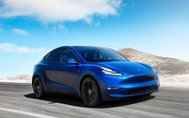 Tesla Model Y: Novidade chegará no segundo semestre de 2020 para rivalizar com o BMW iX3 e o Jaguar I-pace