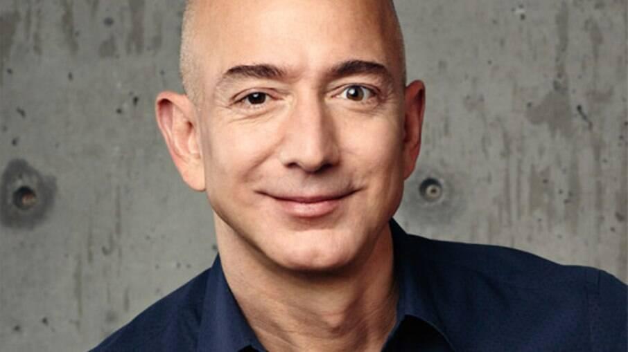 Jeff Bezos, CEO da Amazon
