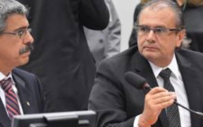 O engenheiro Pedro Barusco, ex-gerente da Petrobras e delator da Operação Lava Jato, da Polícia Federal depõe na CPI da Petrobras na Câmara dos Deputados