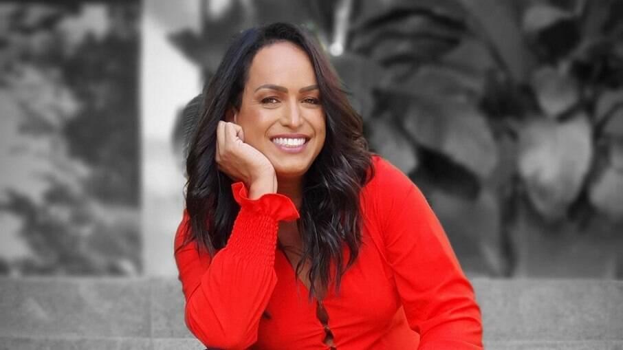 Após 7 anos de sua contratação na Rede TV!, Lisa Gomes continua como a única repórter trans na televisão