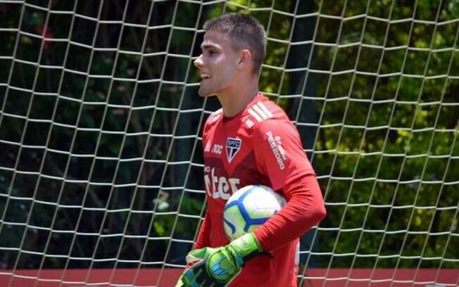 Júnior do São Paulo