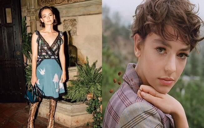 Mais belas atrizes  de séries teens:  Brigette Lundy-Paine