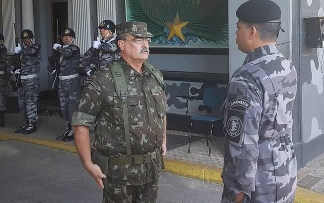 Ocupando o cargo de chefe de gabinete, o  general Mauro Sinott era o braço direito do general Braga Netto