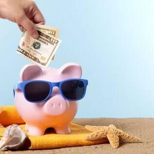 Apesar de dinheiro não trazer felicidade, as pessoas preferem aumentar o pé de meia