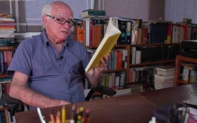 Academia Brasileira de Letras elege Ignácio de Loyola Brandão