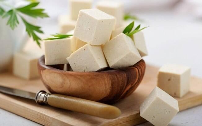 Tofu: excelente fonte de proteínas e opção ideal para intolerantes à lactose
