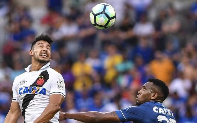 Cruzeiro x Vasco pela 37ª rodada do Campeonato Brasileiro de 2017