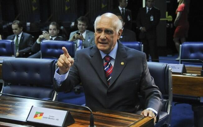 Lasier Martins é um dos líderes do
