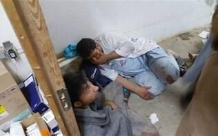 Ataque a hospital no Afeganistão pode ser crime de guerra, afirma ONU - Mundo - iG