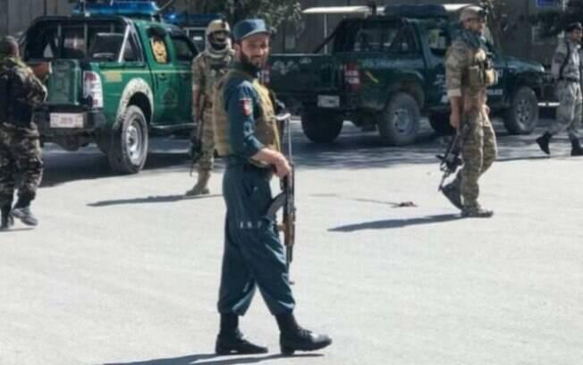 Ataques atingiram hospital e funeral.
