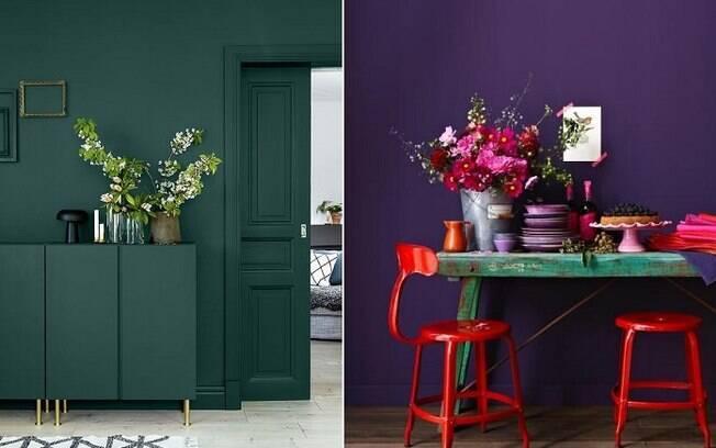 Segundo especialistas, as cores são, sim, capazes de transmitir sensações e sentimentos