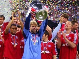 Título da Champions em 2001