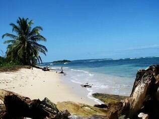 Nas ilhas Cayo Zapatilhas, há praias isoladas para quem quer curtir sozinho