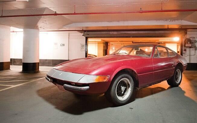 Ferrari 365 GTB/4 Daytona Berlinetta de 1971
