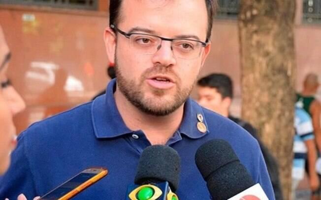 Deputado Bartô (Novo-MG) atacou a assessora em um grupo de Whatsapp