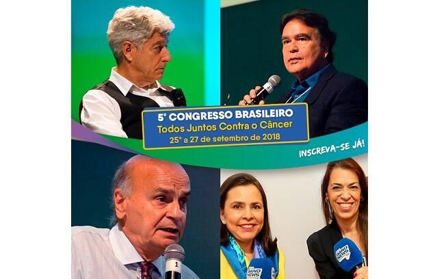 Os principais nomes da saúde, jornalismo e política do Brasil debaterão prevenção, tratamento, gestão e financiamento da oncologia